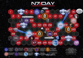 FREE FUN N7 day tabletop DLC! by Ronamis