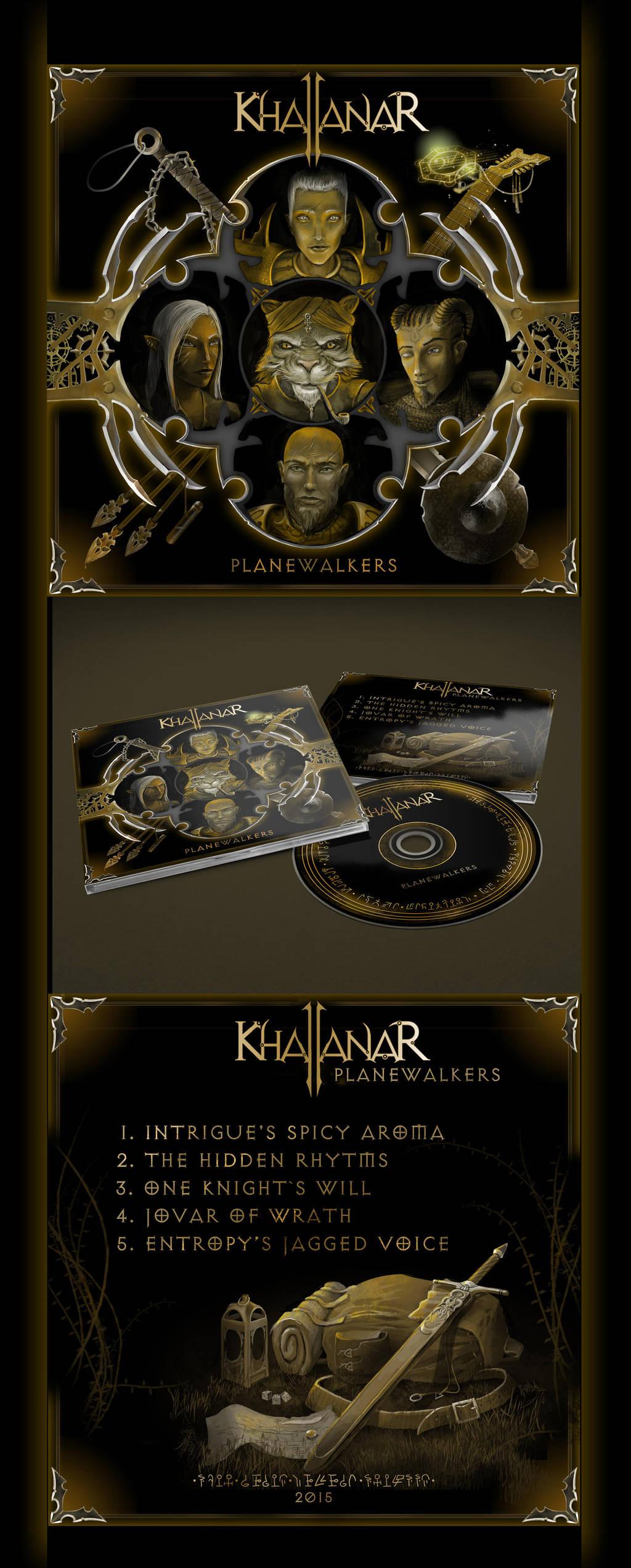 Khallanar: Planewalkers by Ronamis