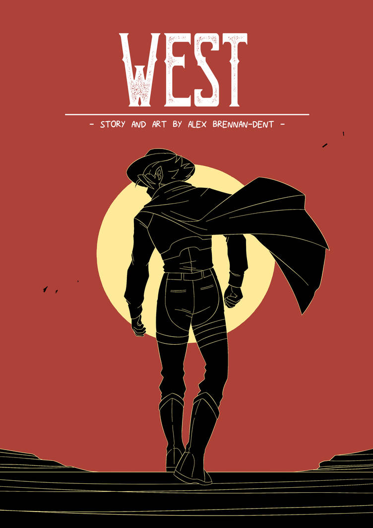 WEST - The Comic by ABD-illustrates