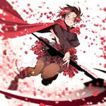Ruby Rose: 1000 Youtube subs special! by ABD-illustrates