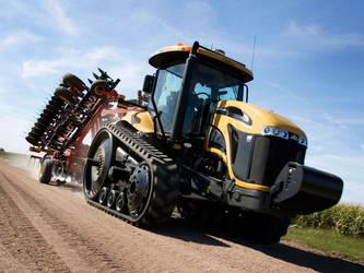 Challenger Tractors Dallas 214-342-6700 by holtcatdallas