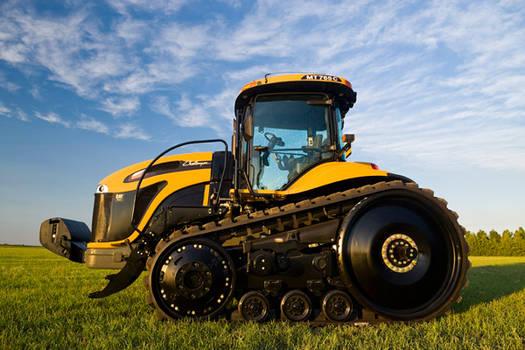 Challenger Tractor Rentals Dallas 214-342-6700 by holtcatdallas