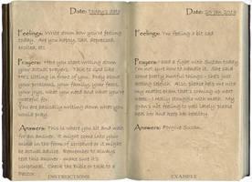 Prayer Journal by saykha