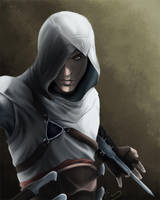 Altair by PandoraVengeance