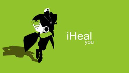 iHeal you - iPod by Shrewbiez
