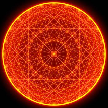 Mandala - Strong Connections by Dridon