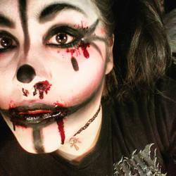 crazy clown 2 by Wolflex