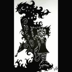 Shadow Doll  by Wolflex