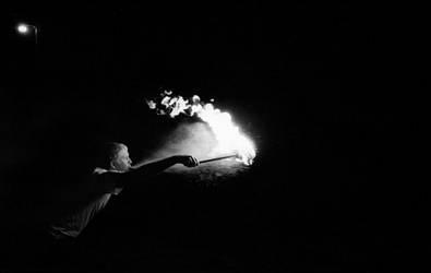 Flaming by darin3200