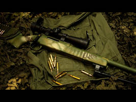 M6 Sniper Airsoft by weiserhei