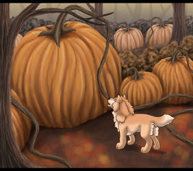Quest: It's The Great Pumpkin by Mangoswirls