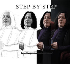 Potion Master-Step by Step by RedPassion