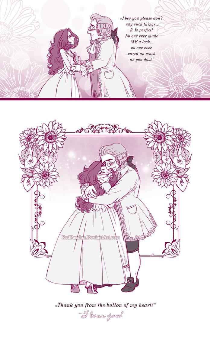 En Version P3 Joyeux Anniversaire Mon Amour 2017 By Redpassion On