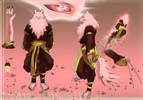 Character Sheet Narukami by Manganiac