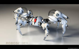RoboSpider V2 Test2 by AnubisGraph