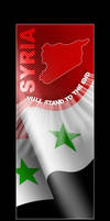 Syria by AnubisGraph