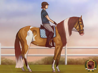 Horse Change 2 - RQS Sambuca by GutCaballo