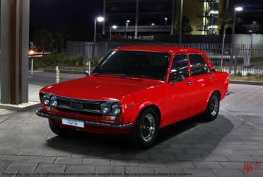 Datsun 510 by nordic-man