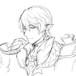 [FA] Aymeric by renmefr