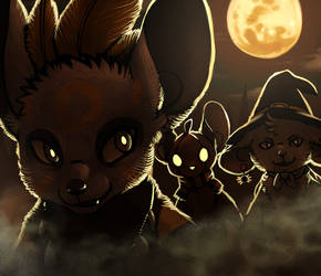 [Transformice] Halloween by Pyrubble