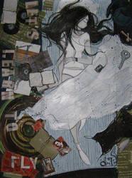 her room. nightdream by AnnWeaver