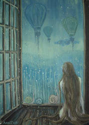magic in the air by AnnWeaver