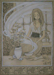 tea by AnnWeaver