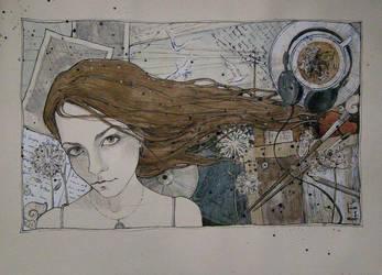 17, in love by AnnWeaver