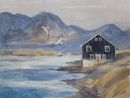Norway by AnnWeaver