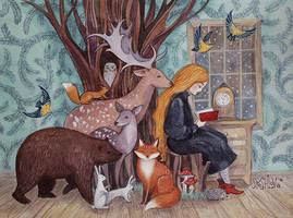 Fairytales by AnnWeaver