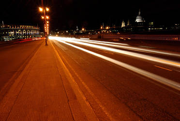 Black Friars Bridge by redbrickhouse
