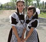 Schoolgirl outfit by PantyhoseGirl111