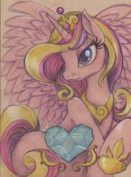 Pretty Pretty Pony Princess by JezebelTart