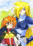 Slayers! by TomoeOtohime