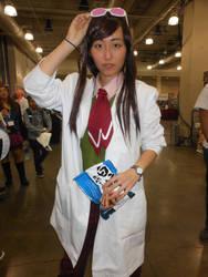 Anime Boston 2014: Ema Skye by JackEmerald