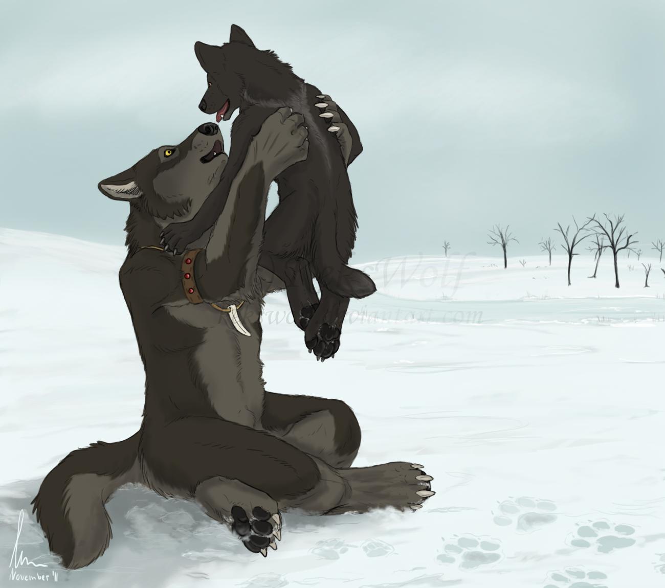 Winterchild by KeksWolf