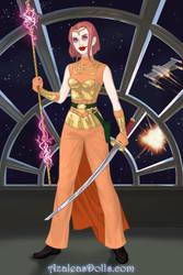 Savaina - Dissidia: Final Fantasy by maryjoyg38