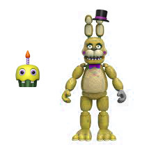 Gamingboiyt Figurine(Gift) by SpringMonnie