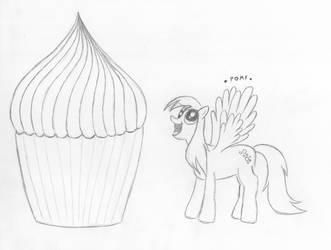 Cupcake, cupcake cupcake cupcake! by schneelocke