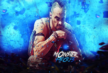 SET-M0nster FarCry3 by sukedesign