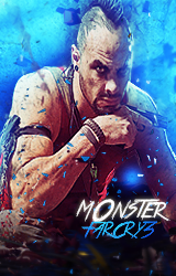 AVT-M0nster Farcry3 by sukedesign