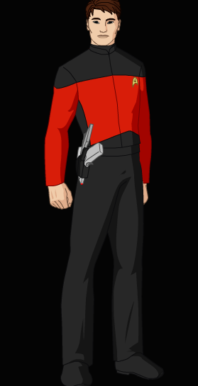 Star Trek character by mikeman29