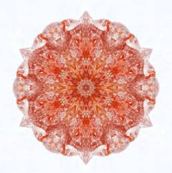 Sunstone Crystal Kaleidoscope by csillagrubin