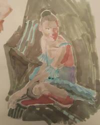 Ballerina by Nickelnicker