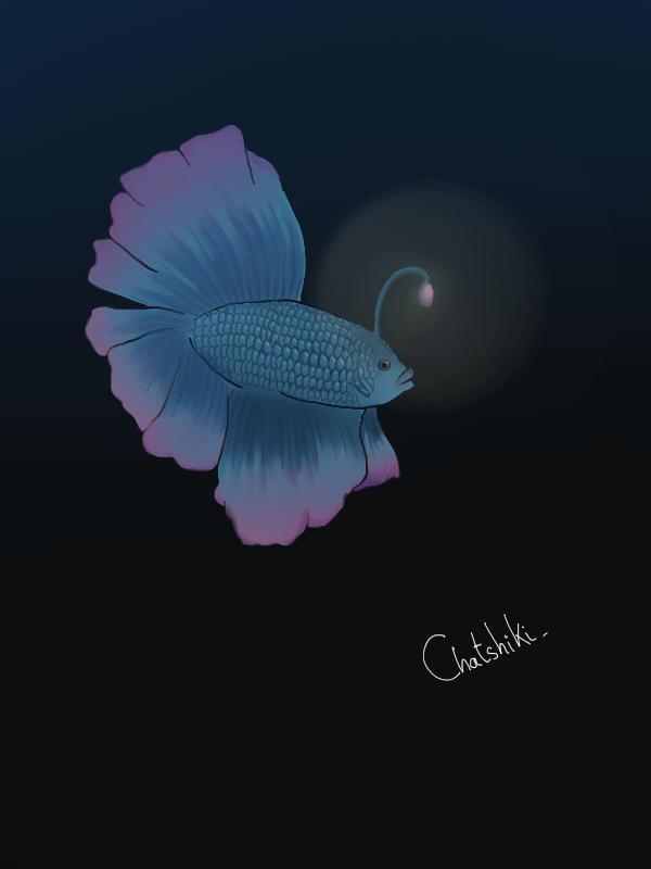 Pretty fish by Chatshiki
