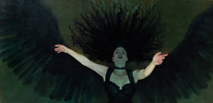 My Brush with the Dark Angel by graemeb
