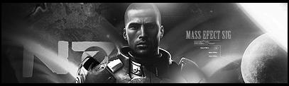 Mass Effect Sig by Buldoz