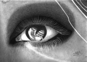 Eye by craziigiirl
