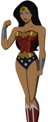 New Wonder Woman by AMTModollas