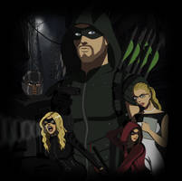 Team Arrow by AMTModollas